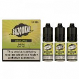 Bazooka - Green Apple 3x10ml E-liquid